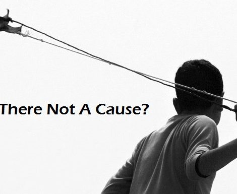 7-05-2017 – Ps Mike Barrett – Is There Not A Cause?