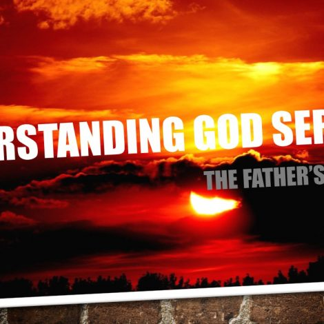 03-09-2017 – Ps Ian Miller – Understanding God Series – The Father's Heart