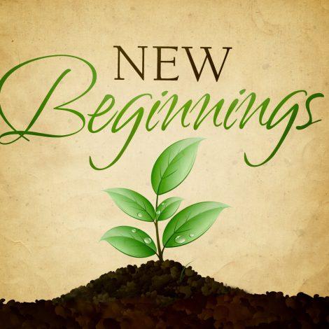 New Beginings